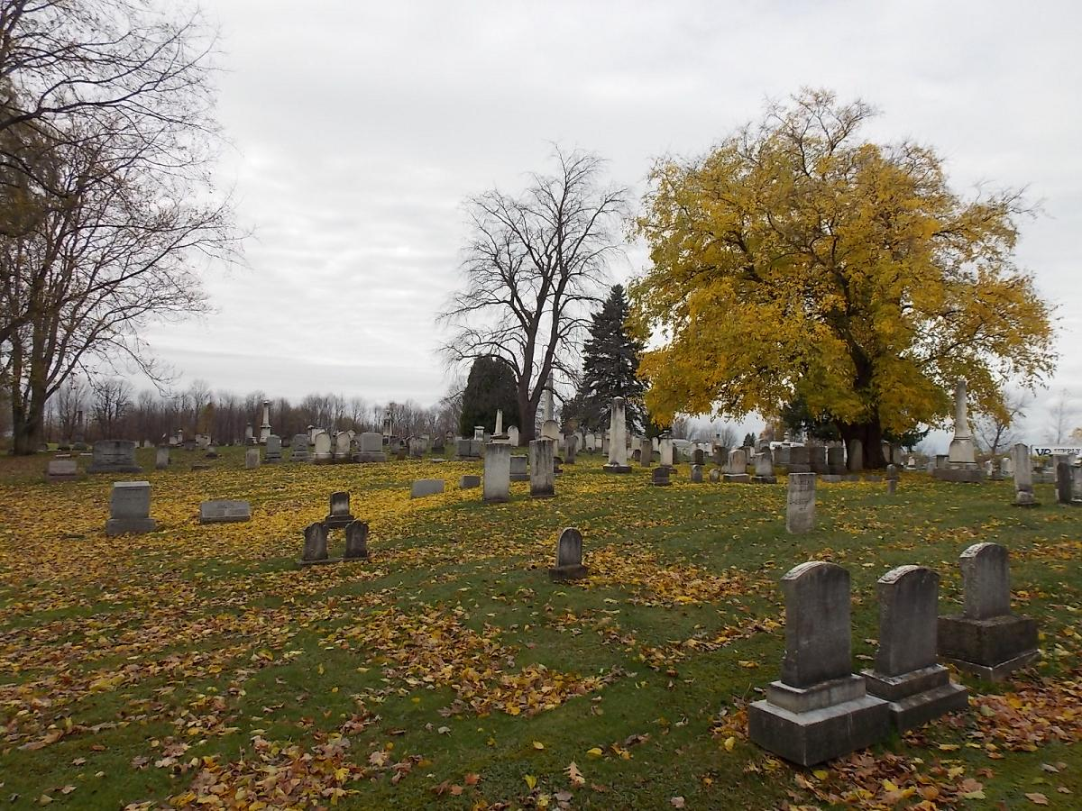 Parma Corners Cemetery