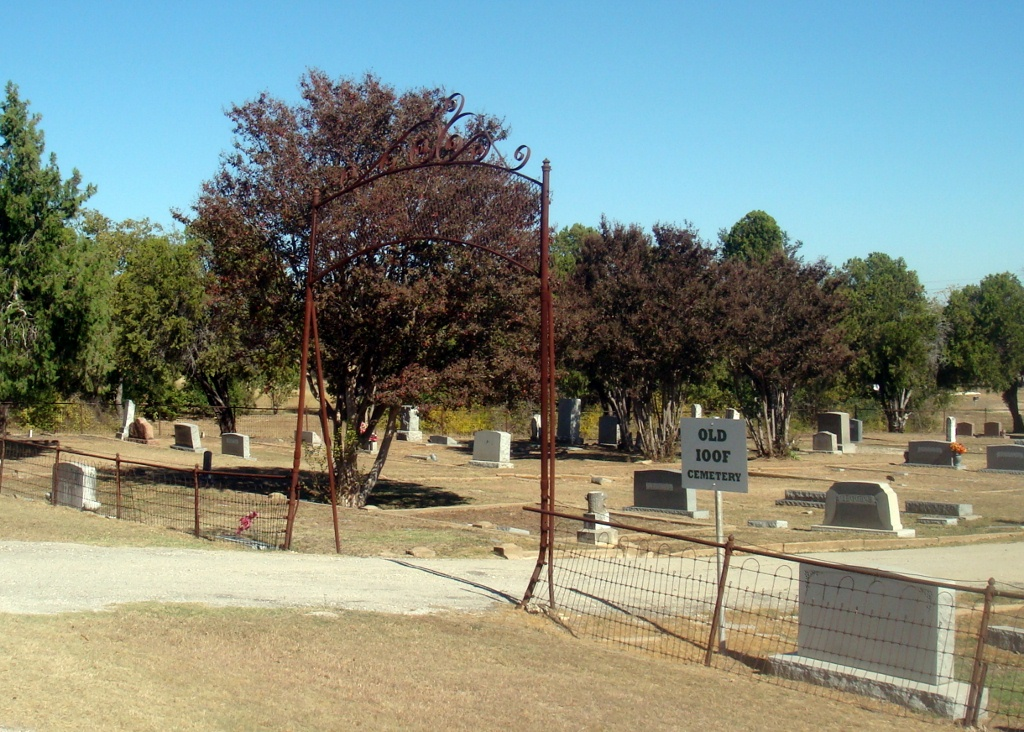 Old IOOF Cemetery