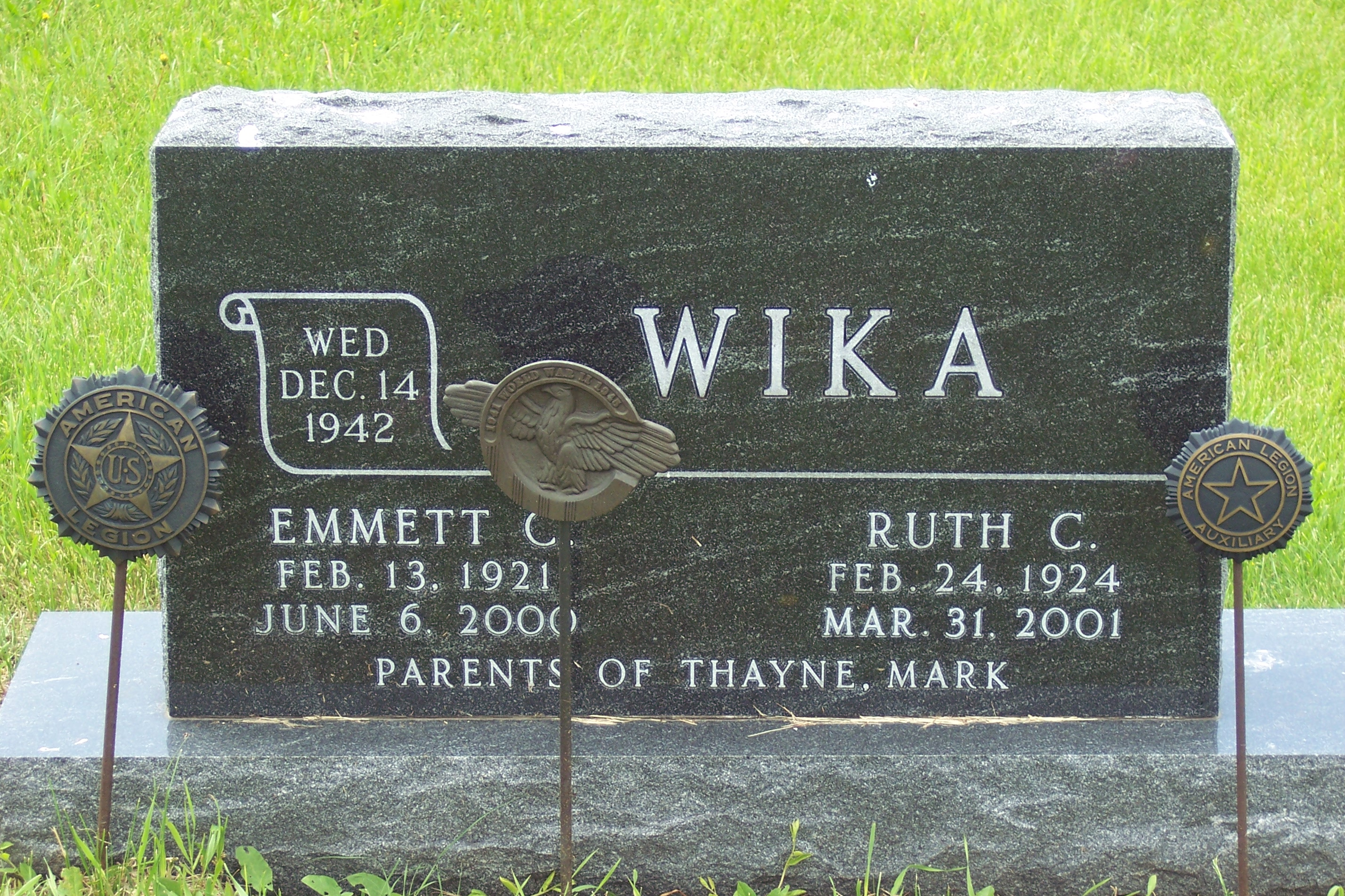Ruth Cenah <i>Danforth</i> Wika