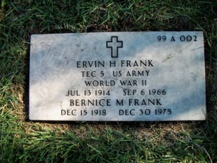 Bernice Marie Frank