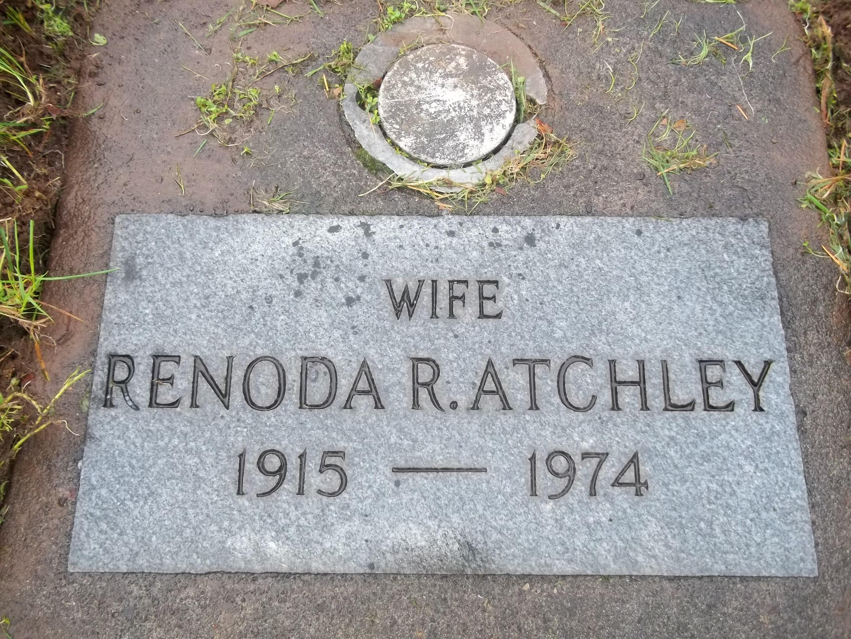 Renoda R. <i>Schmidt</i> Atchley
