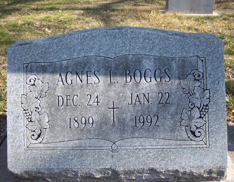 Agnes Louise Boggs