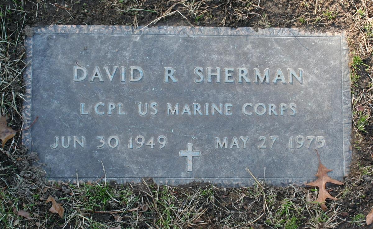 David Ray Sherman