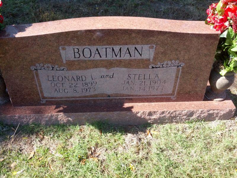 Leonard Lincoln Boatman
