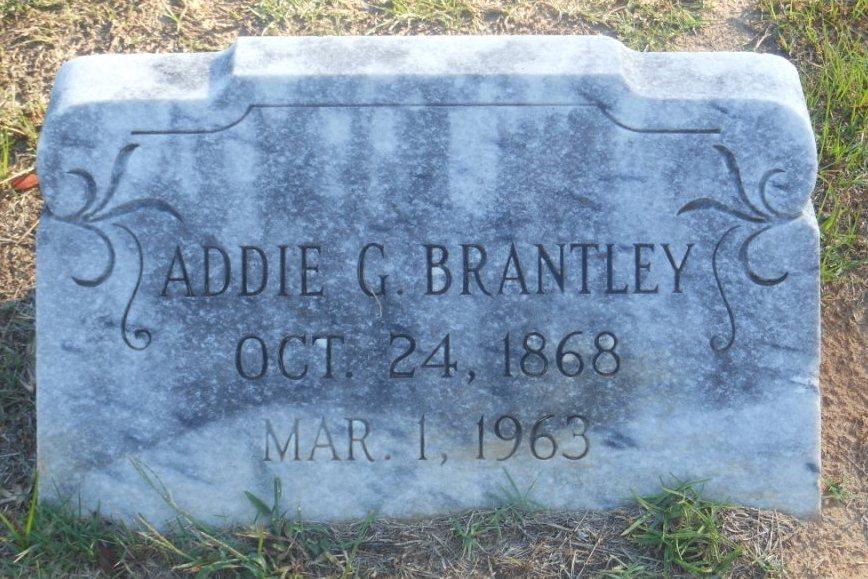 Addie <i>Garrett</i> Brantley