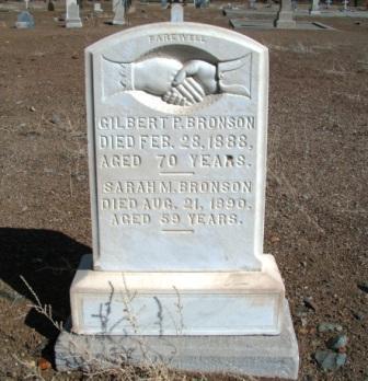 Gilbert P. Bronson