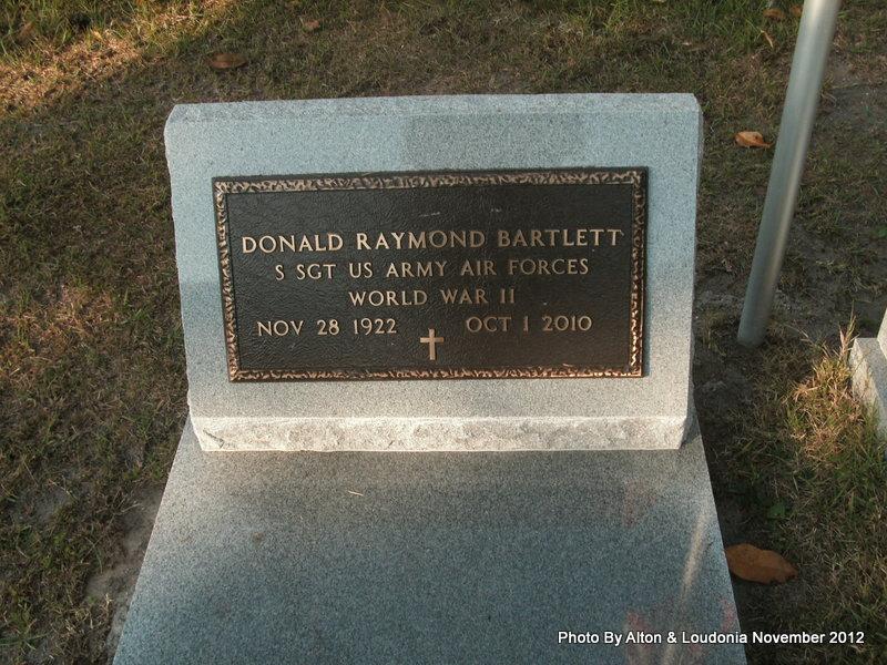 Donald Raymond Bartlett
