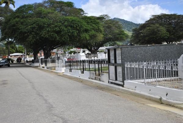 Mucurapo Cemetery