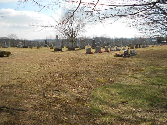 Old Zion United Brethren Church Cemetery
