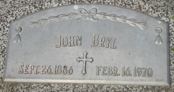 John Joseph Bryl