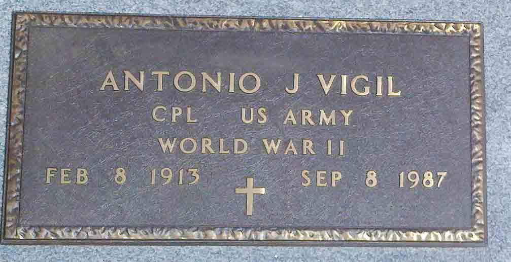 Antonio J. Vigil