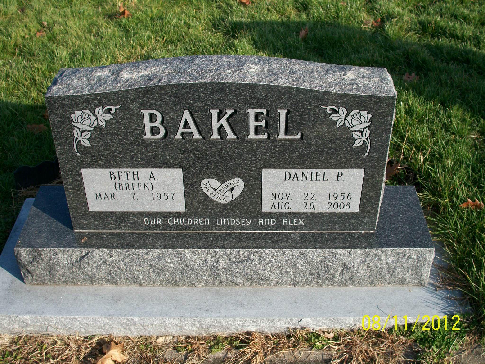 Beth A. <i>Breen</i> Bakel