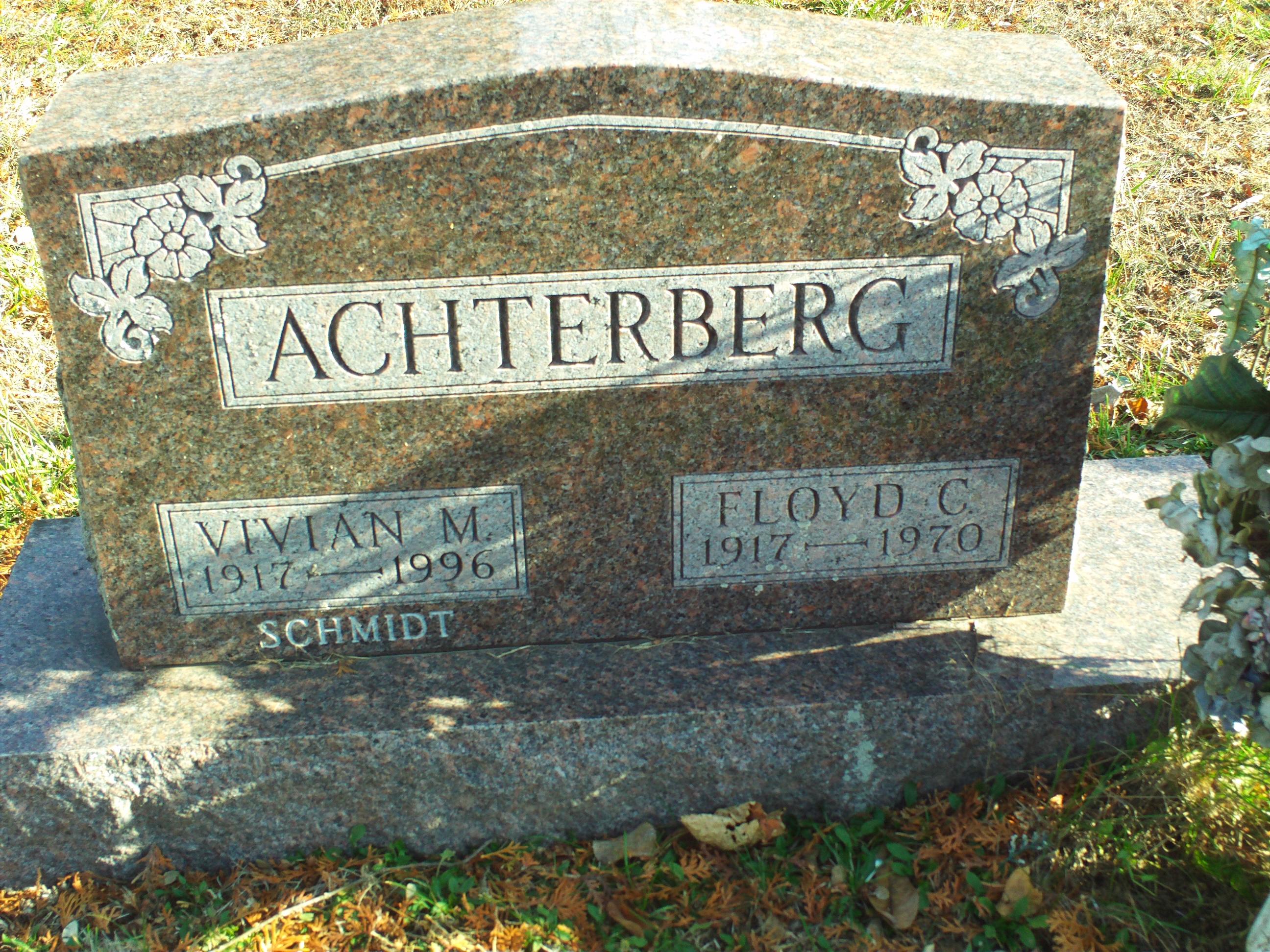 Floyd Achterberg