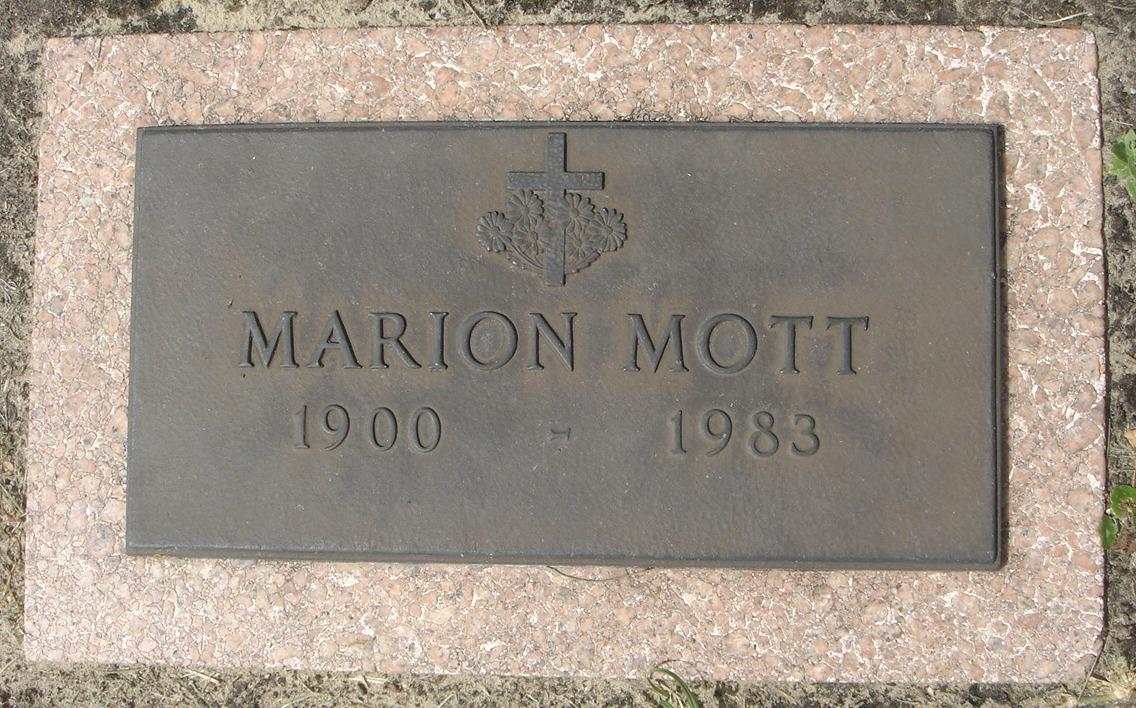 Marion Mott