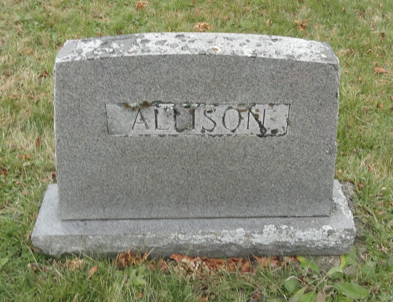 Anita Eileen <i>Conners</i> Allison