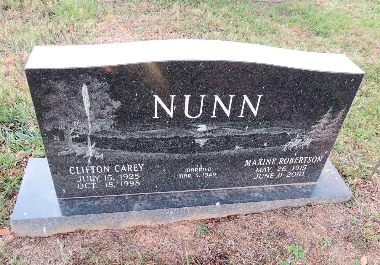 Clifton Carey Nunn