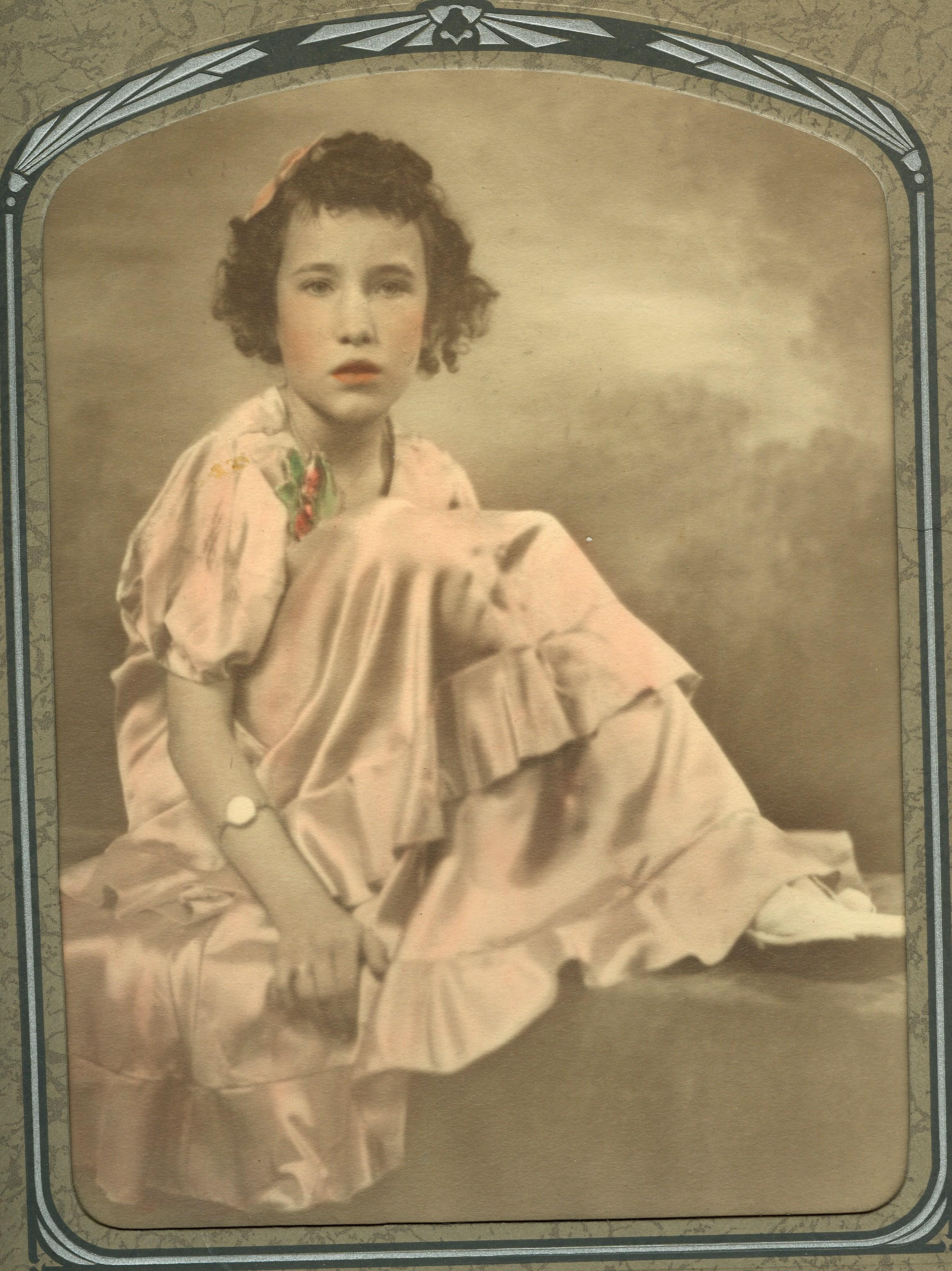 Mary Mildred <i>Grant</i> Lacy