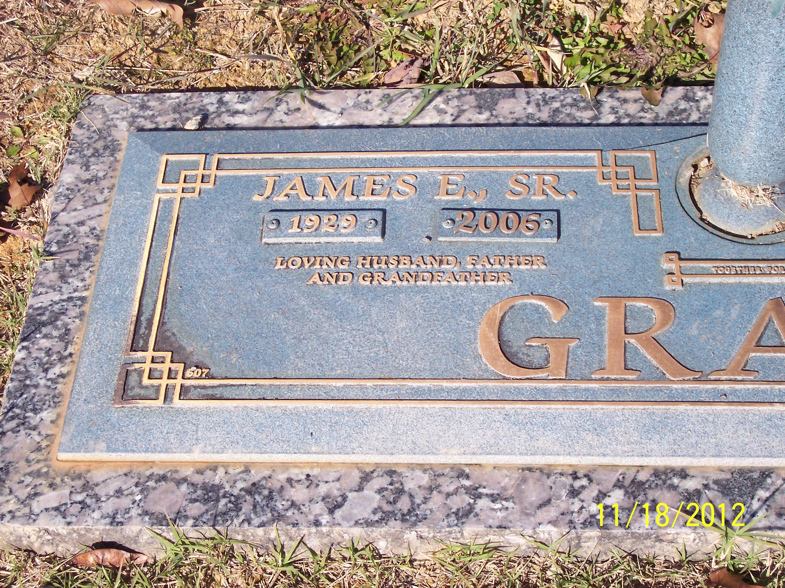 James Emmett Grant, Sr