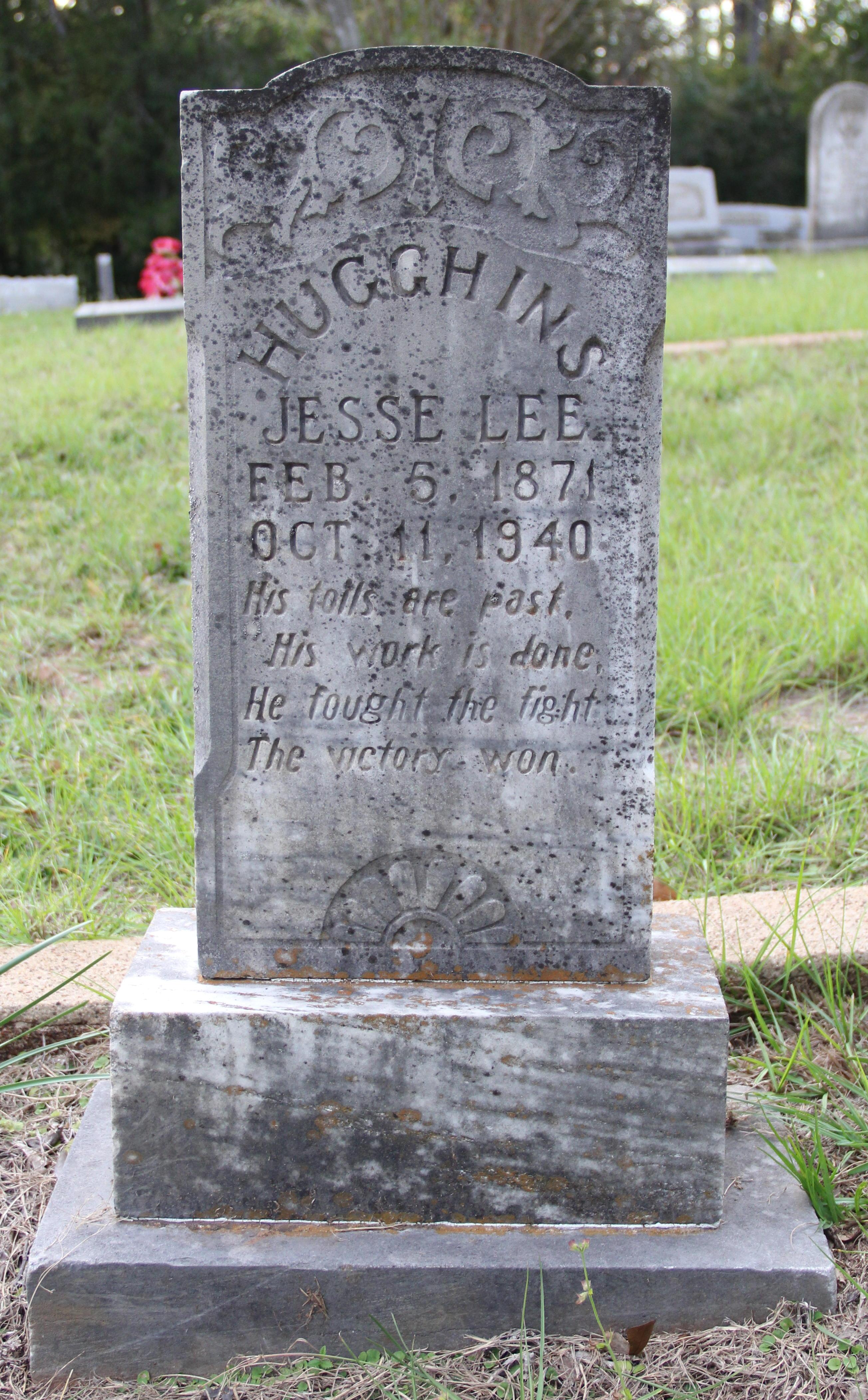Jesse Lee Hugghins