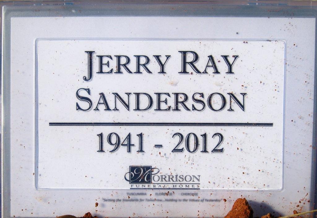 Jerry Ray Sanderson
