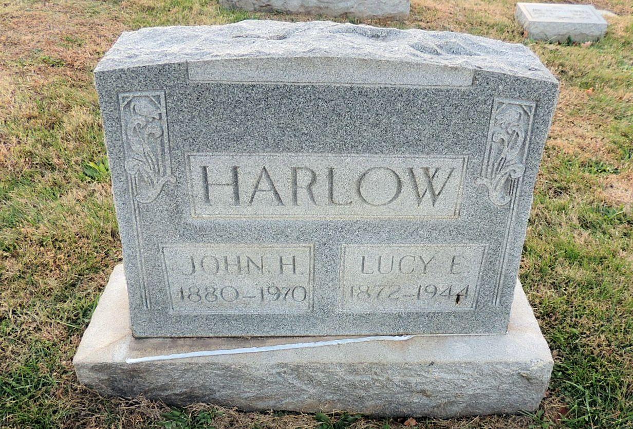 Lucy Erman <i>Nunn</i> Harlow