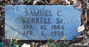 Samuel Clinton Ferrell, Sr