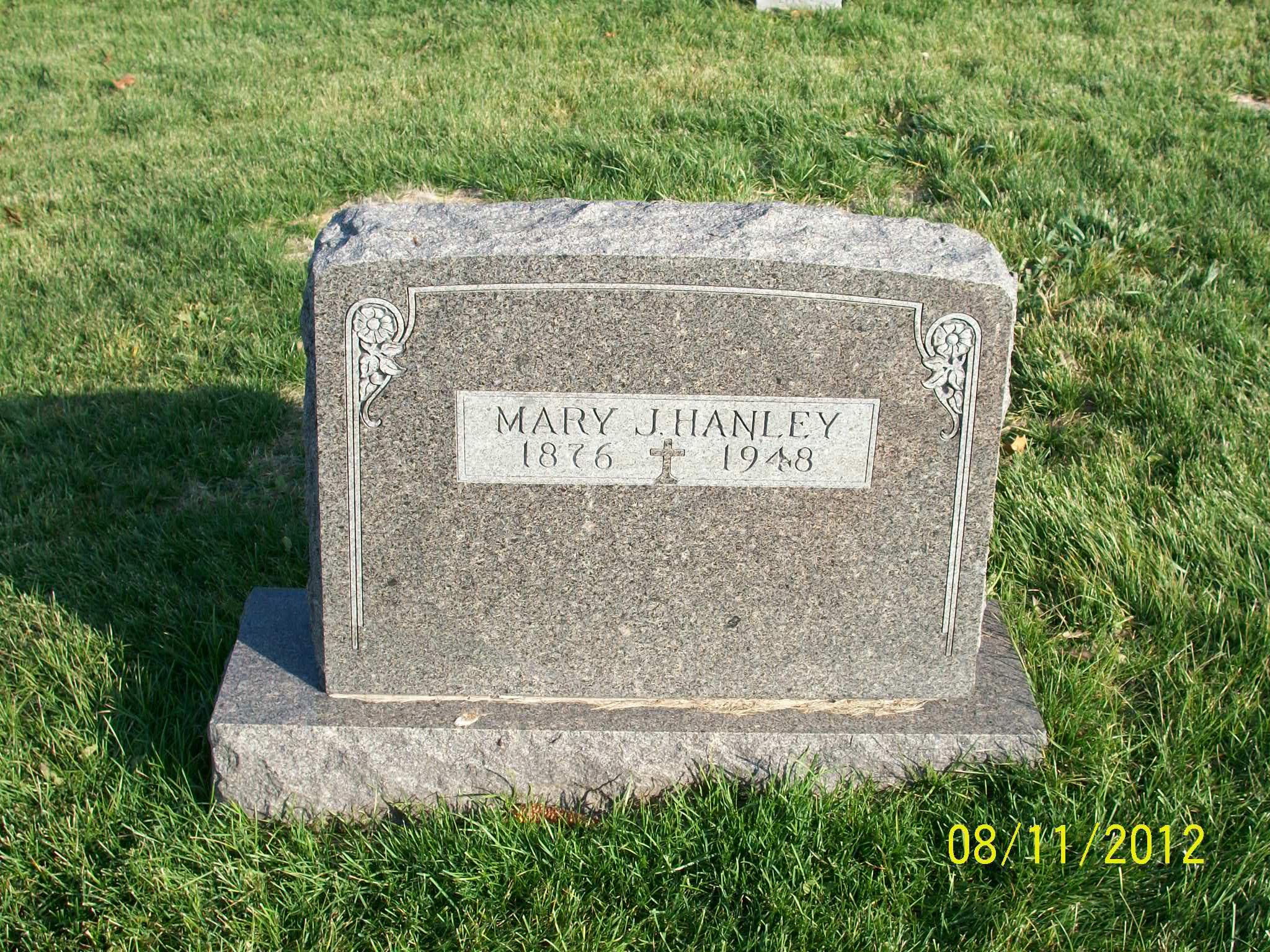 Mary J. Hanley