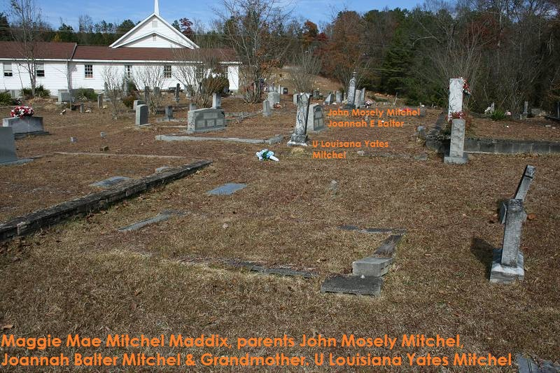 Maggie Mae <i>Mitchel</i> Maddix