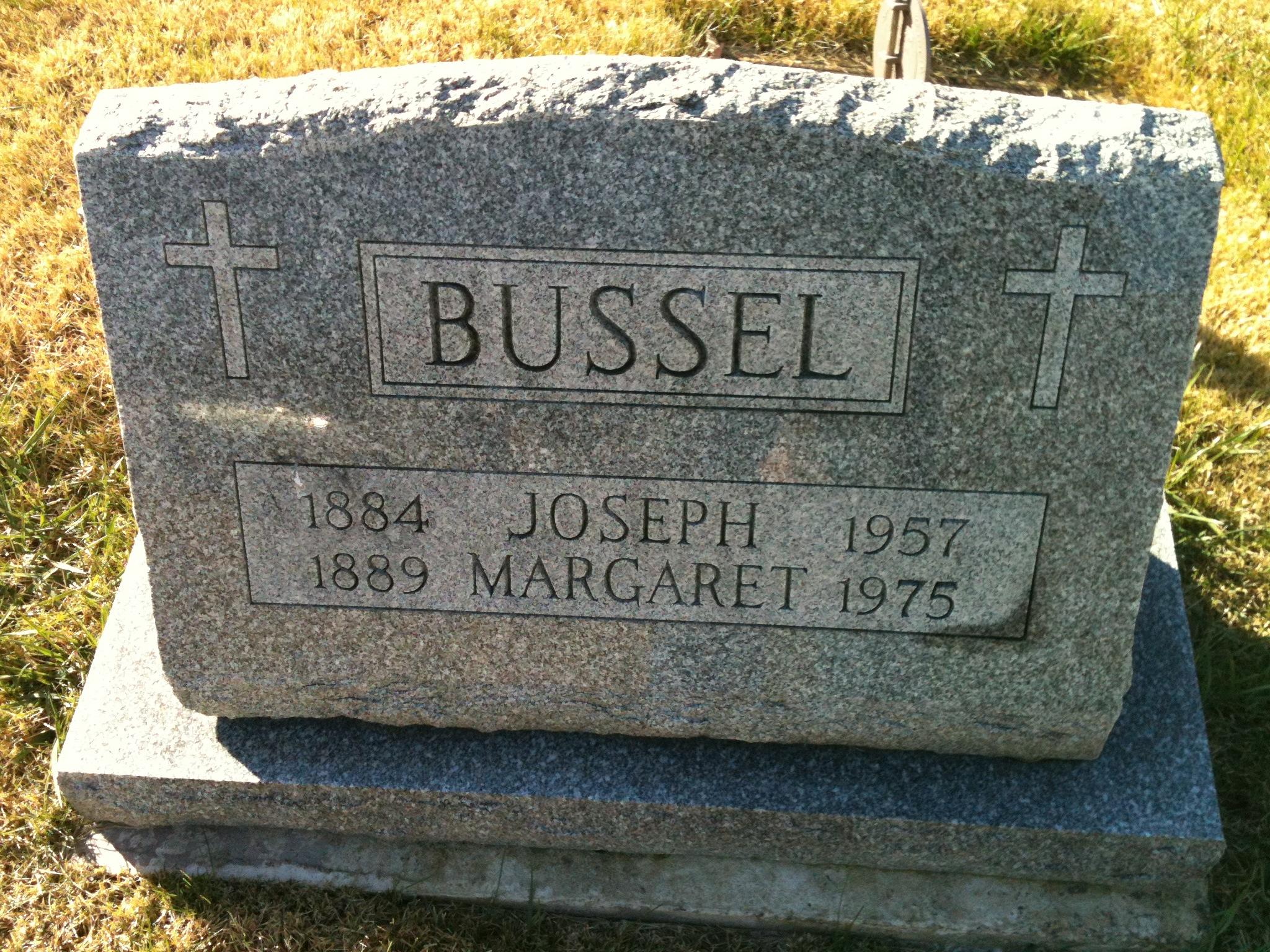 Joseph Bussel