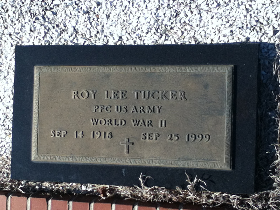 Roy Lee Tucker