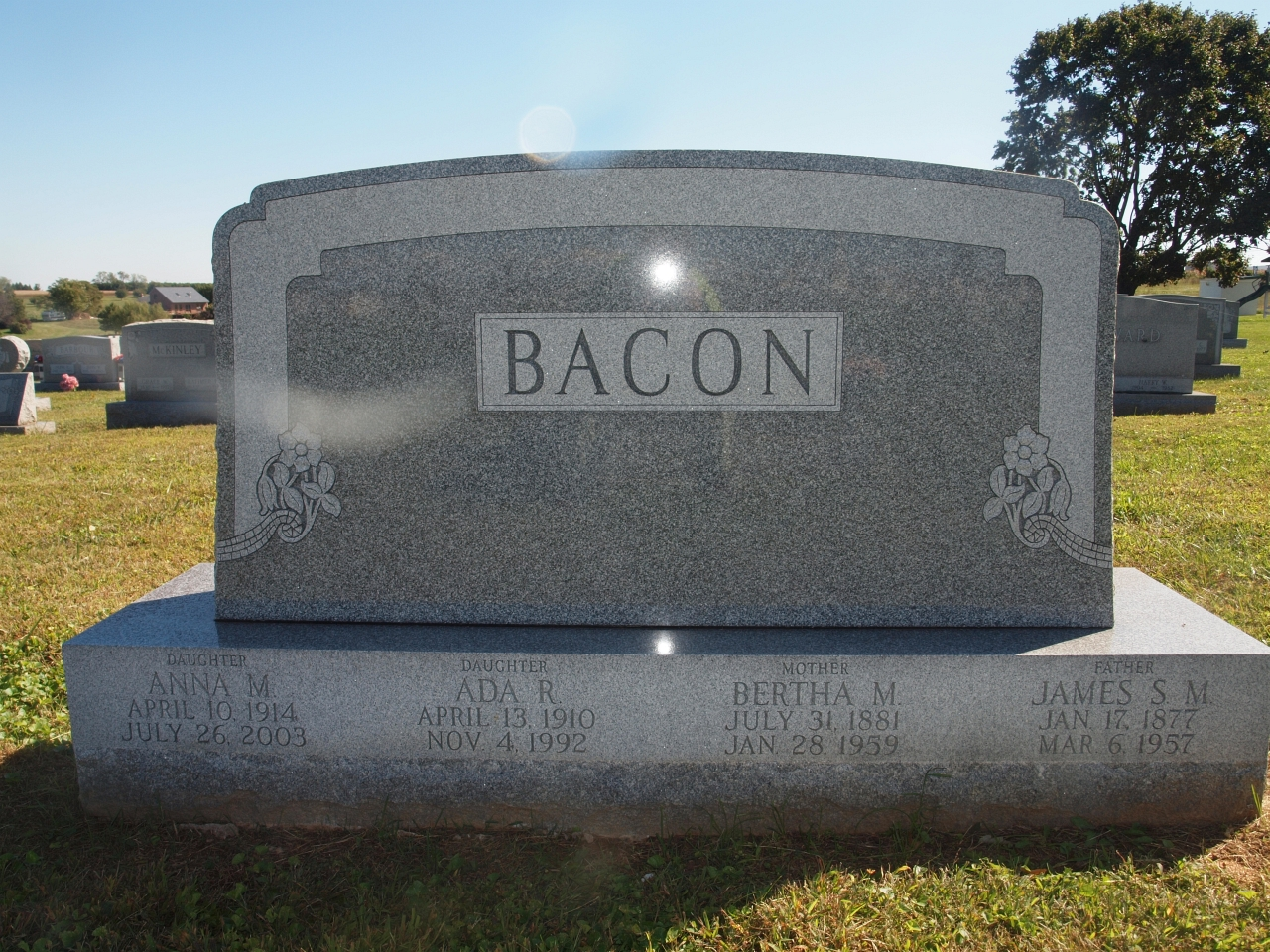 James Smith Murphy Bacon