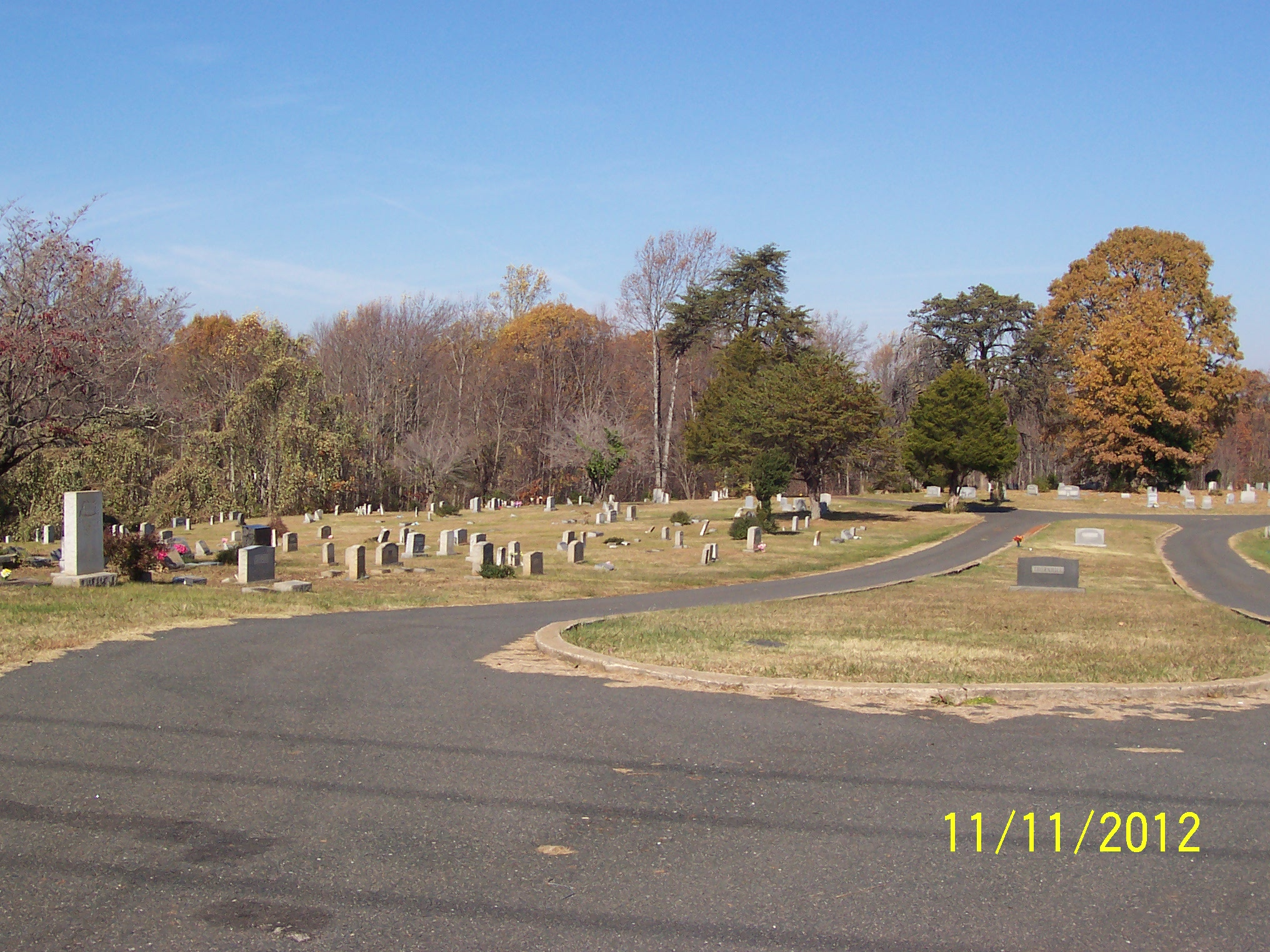 Forest Hill Burial Park