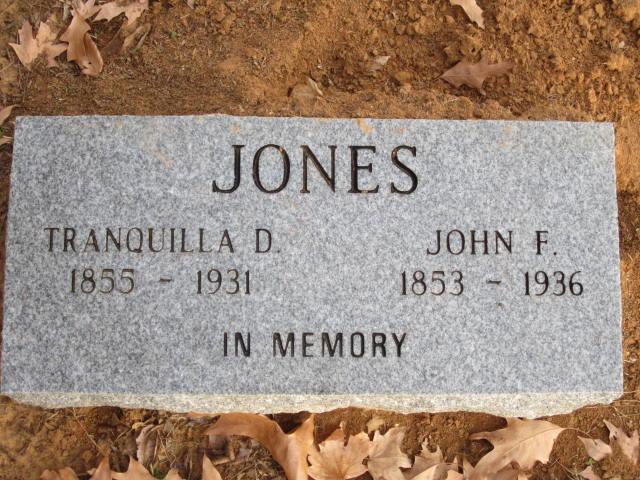 Tranquilla <i>Darling</i> Jones