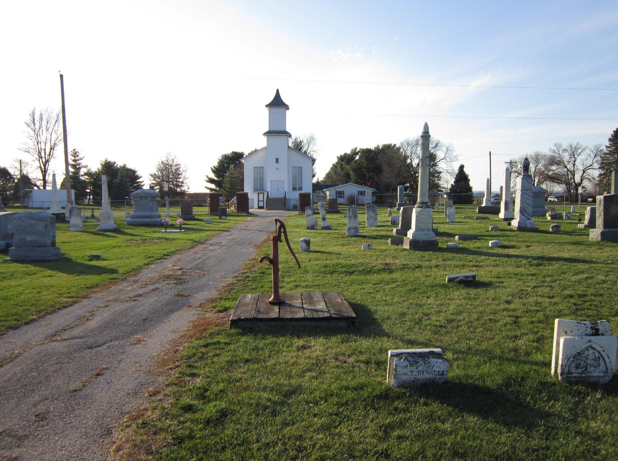 Lower York Cemetery