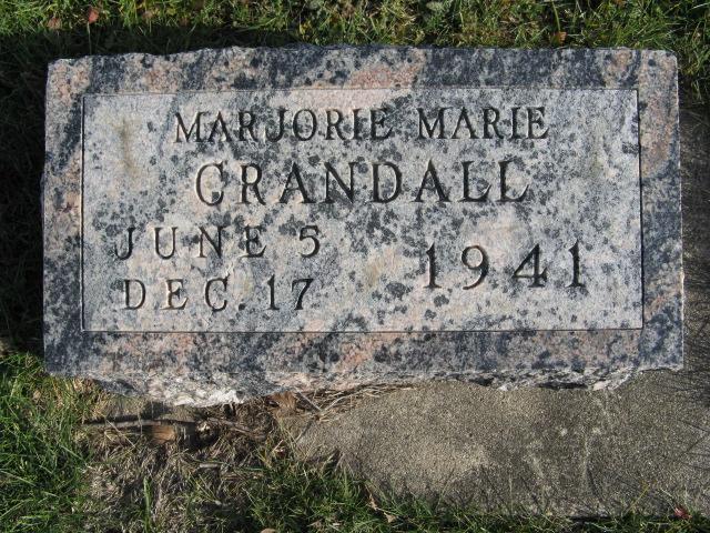 Marjorie Marie Crandall