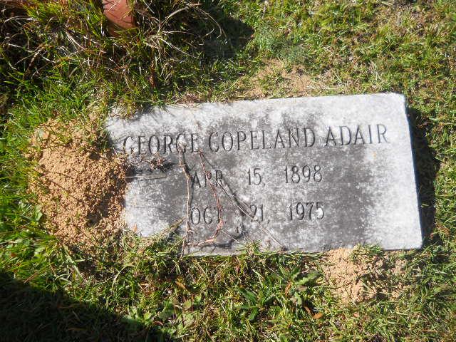 George Copeland Adair
