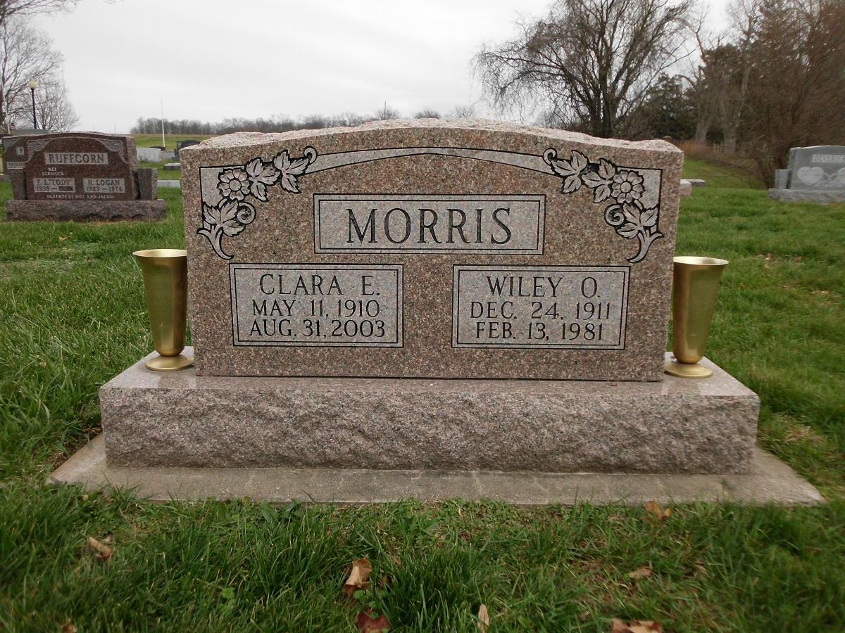 Clara Estelle <i>Stevens Parkin</i> Morris