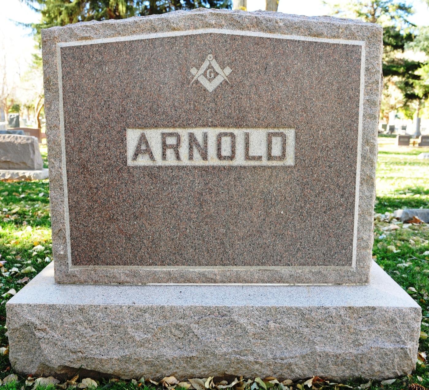 Kuper G. Arnold