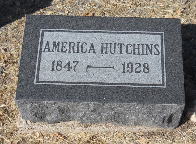 America Jane <i>Deal</i> Hutchins