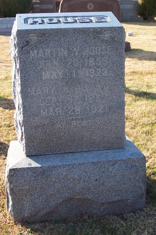Martin W. E. House