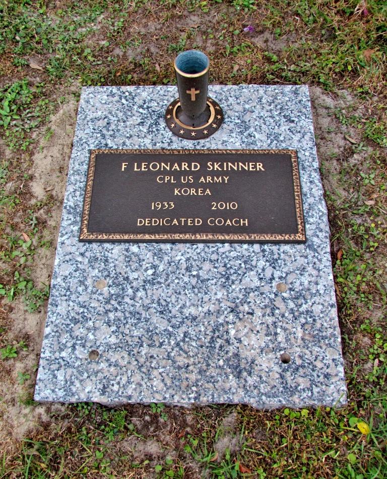 Forby Leonard Skinner