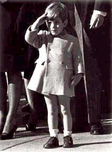 John Fitzgerald Kennedy, Jr
