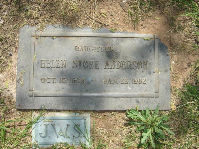Helen Louise <i>Stone</i> Anderson
