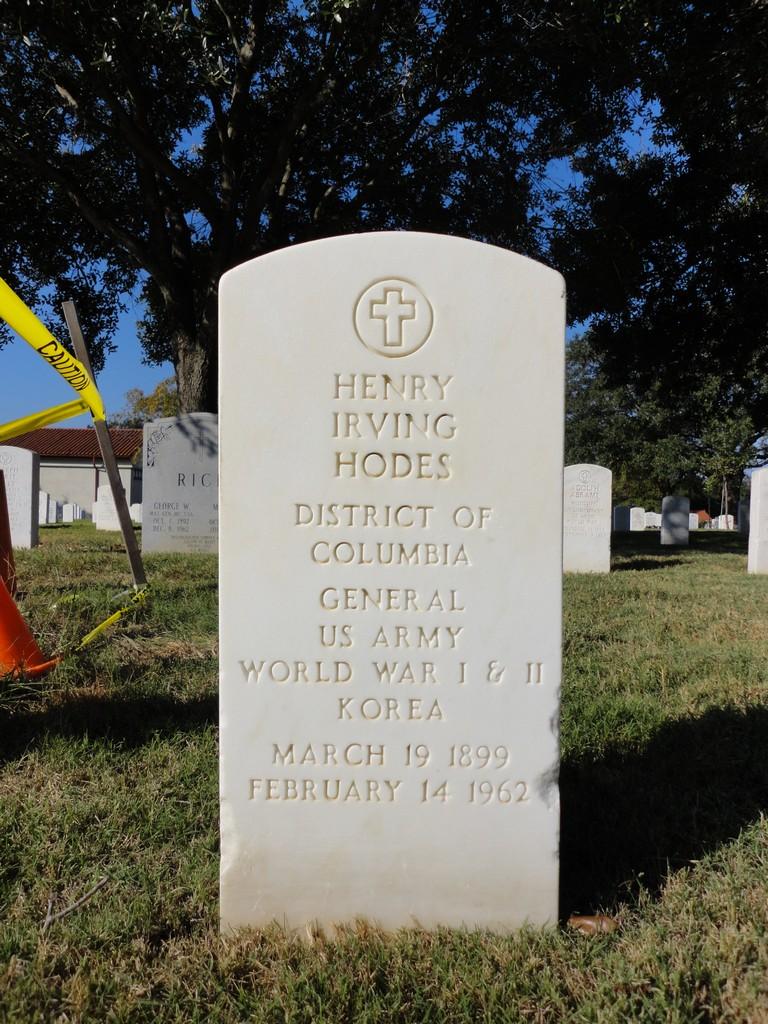 Henry Irving Hodes