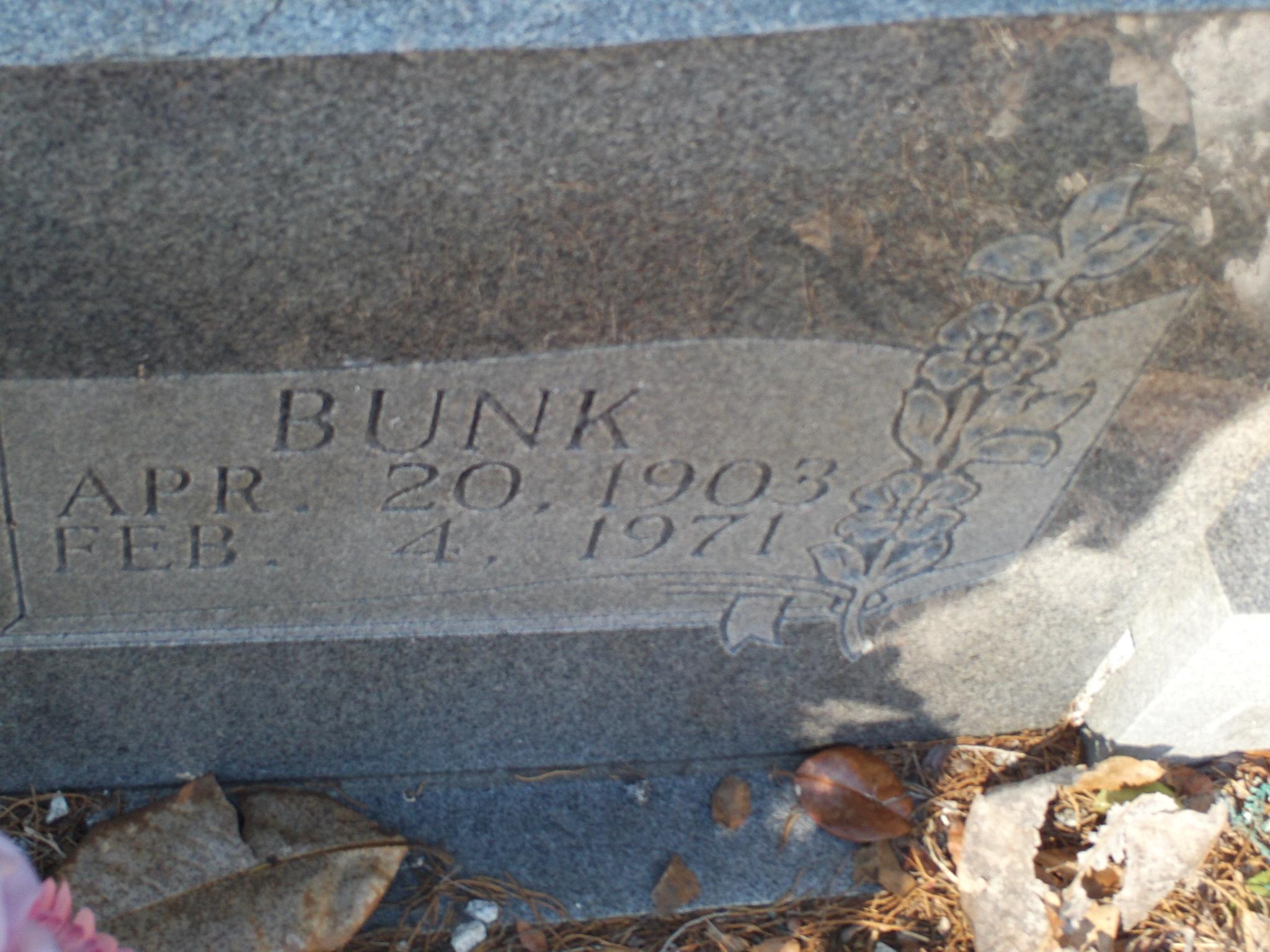 Bunk Arnold
