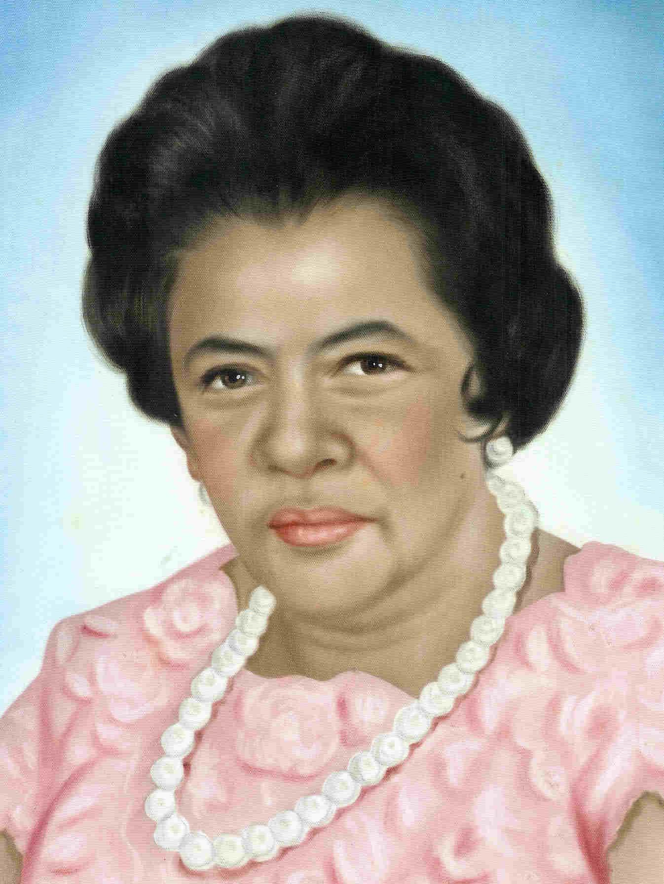 Mrs Fannie Mae <i>Johnson</i> Middleton