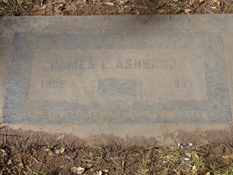 James Lando Ashbrook