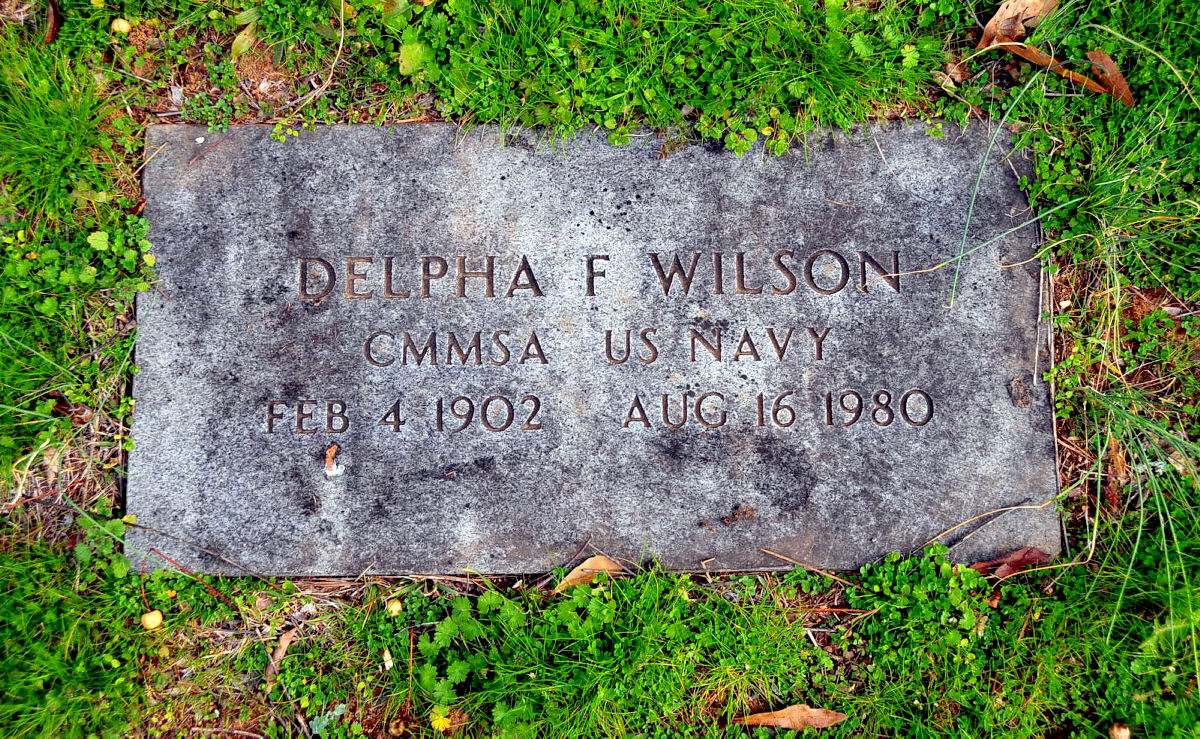 CPO Delpha Fletcher Wilson