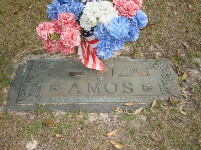 Julian E. Amos