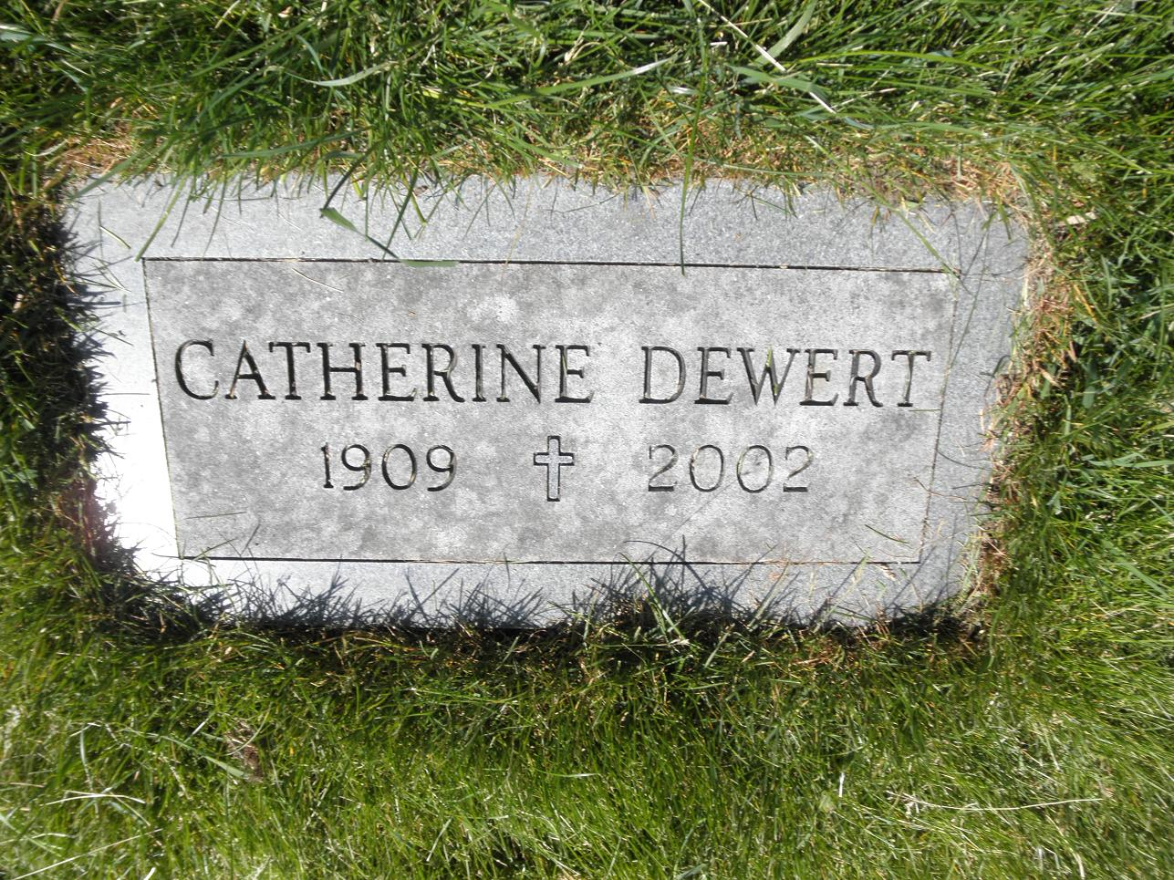 Catherine Dewert